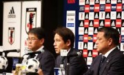 西野宣布暂定日本队2018年世界杯